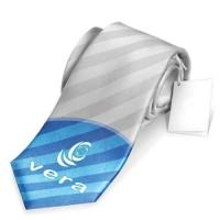 Krawat reklamowy