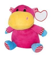 Pluszowy hipopotam BEATE, Beate