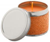 świeca zapachowa, pomarańcza