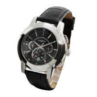 Zegarek z chronografem Tiziano Black
