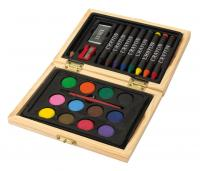 Zestaw do malowania CREATIVE COLOUR, kolorowy