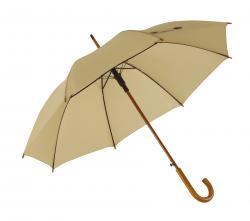 Automatyczny parasol BOOGIE, beżowy
