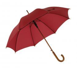 Automatyczny parasol BOOGIE, bordowy