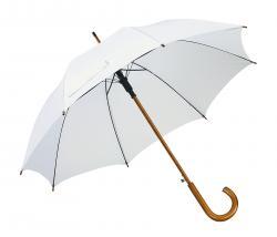 Automatyczny parasol TANGO, biały
