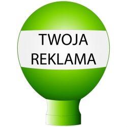 Balon reklamowy z talią 3,0m