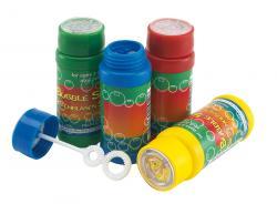Bańki mydlane AIR BUBBLE, niebieski, zielony, czerwony, żółty