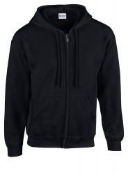 Bluza HB Zip Hooded czarny