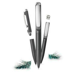 Długopis, touch pen, pamięć USB 4 GB Stylo