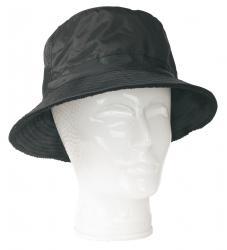 Dwustronny kapelusz SWITCH, czarny