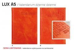 Kalendarz 2015 A5 Lux