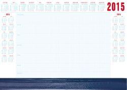 Kalendarz podkładowy 2015 - Planer A2