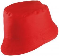 Kapelusz przeciwsłoneczny SHADOW, czerwony