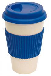 Kubek do kawy GEO CUP, niebieski