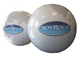 Balon helowy 1,8 m średnicy poliuretanowy
