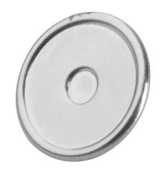 metalowy pins
