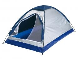 Namiot MONODOME, srebrno/niebieski
