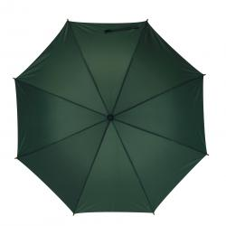 Parasol typu golf MOBILE, ciemnozielony