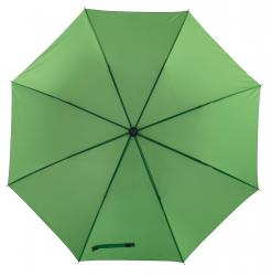 Parasol typu golf MOBILE, jasnozielony