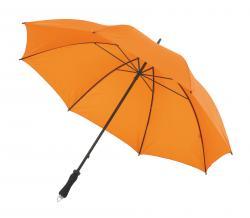 Parasol typu golf MOBILE, pomarańczowy
