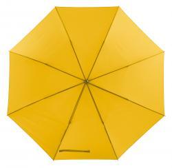 Parasol typu golf MOBILE, żółty
