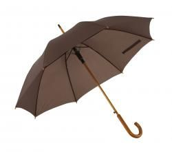 ″Tango″ automatyczny parasol, c.brąz