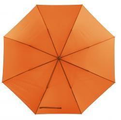 Parasol, HIP HOP, pomarańczowy
