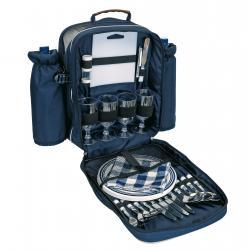 Plecak piknikowy HYDE PARK, niebieski