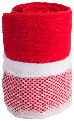 Ręcznik Gymnasio czerwony
