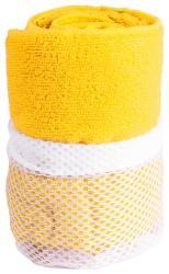 Ręcznik Gymnasio żółty