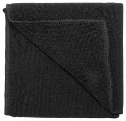 Ręcznik Kotto czarny