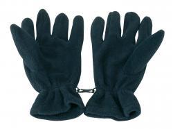 Rękawiczki z włókna polarowego ANTARCTIC, granatowy