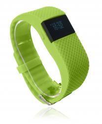 Smartband z pulsometrem i funkcją mierzenia ciśnienia krwi