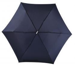 Super płaski parasol składany FLAT, granatowy