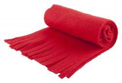 Szalik Anut czerwony