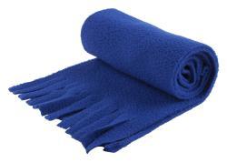 Szalik Anut niebieski