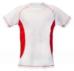 T-shirt Combi czerwony