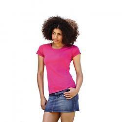 T-shirt slimfit damski