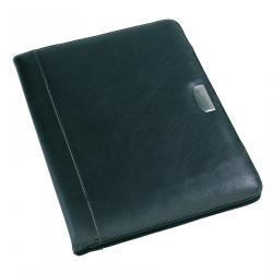 Teczka NOBLESSE z notesem w formacie A4, czarny