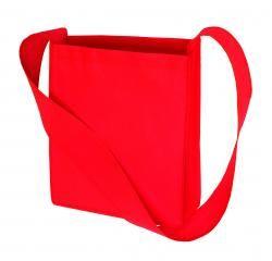 Torba na zakupy, MALL, czerwony