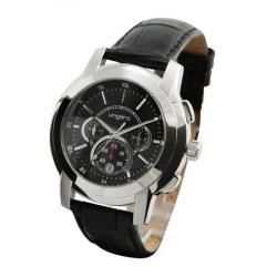"""Zegarek z chronografem """"Tiziano Black"""""""