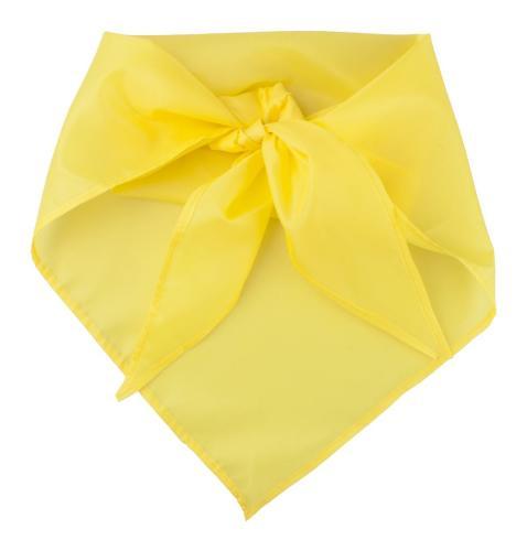 Apaszka Plus żółty