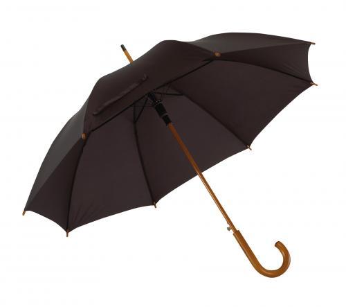 Automatyczny parasol BOOGIE, czarny