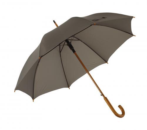 Automatyczny parasol BOOGIE, szary