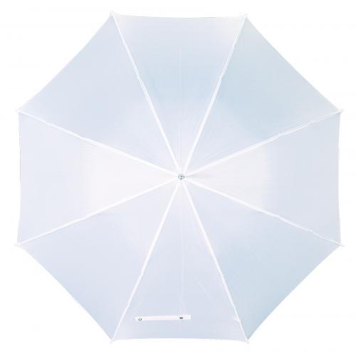 Automatyczny parasol DANCE, biały