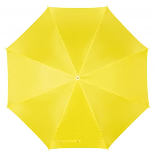 Automatyczny parasol DANCE, żółty