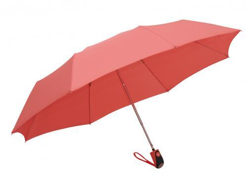 Automatyczny parasol mini COVER, łososiowy