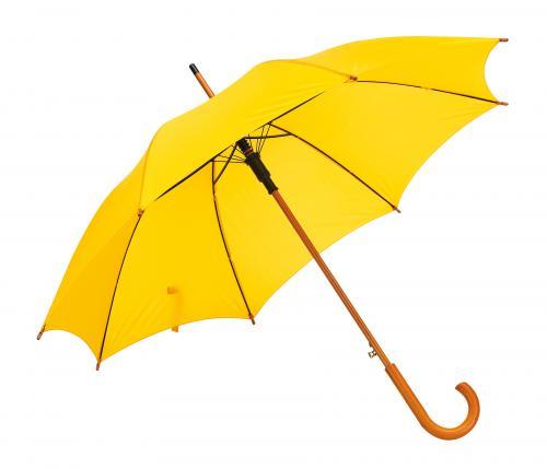 Automatyczny parasol TANGO, żółty