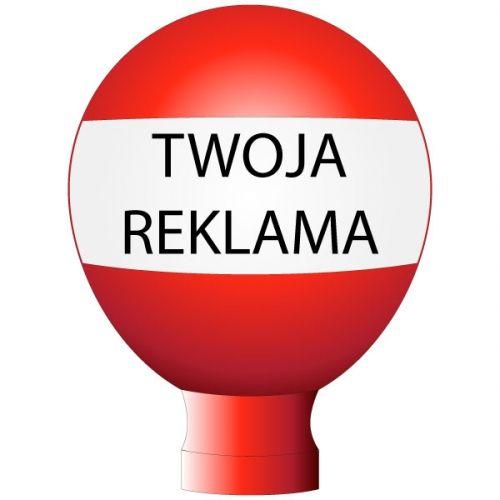 Balon reklamowy z talią 5,0m