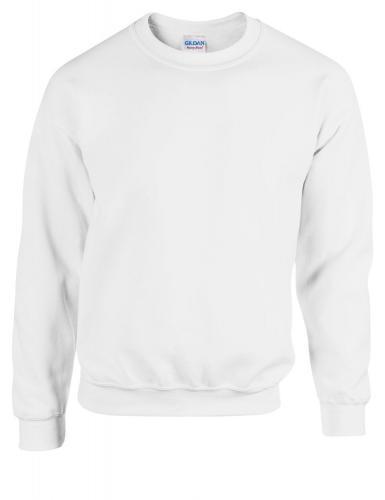Bluza HB Crewneck biały