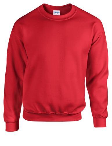 Bluza HB Crewneck czerwony